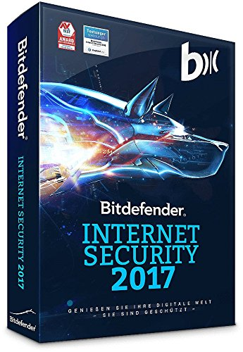 3 PC | 1 Jahr Windows – Bitdefender Internet Security 2017 – Aktivierungscode bumps