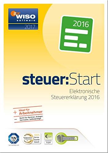 WISO steuer:Start 2017 für Steuerjahr 2016 PC Download