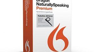 Nuance Dragon NaturallySpeaking 13.0 Premium Wireless