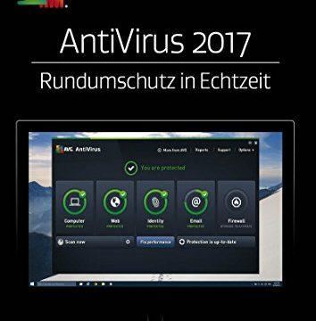 AVG AntiVirus 2017 1 User / 12 Monate Online Code