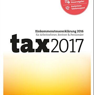 tax 2017 für Steuerjahr 2016 PC Download