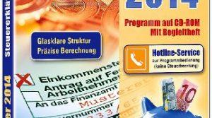 Steuer-Sparer 2014 für Steuererklärung 2013