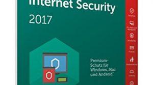 Code in Box Frustfreie Verpackung – Kaspersky Internet Security 2017 3 Geräte