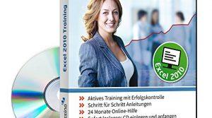 Excel 2010 Training – In 8 Stunden Excel sicher anwenden CD-ROM Mac OS X / Windows