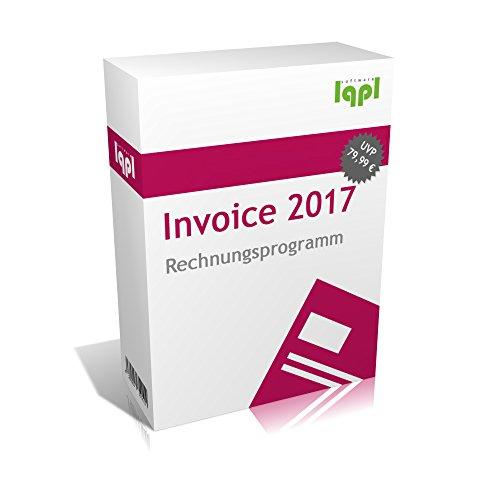 Limtax® Invoice 2017 Rechnungsprogramm Angebote, Lieferscheine, Rechnungen, Gutschriften, etc. / lqpl / keine zeitliche Begrenzung!