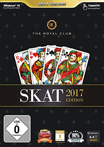 The Royal Club Skat 2017 PC