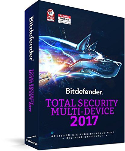 Bitdefender Total Security Multi Device 2017 – 5 Geräte | 1 Jahr MAC, Windows & Android – Aktivierungscode bumps