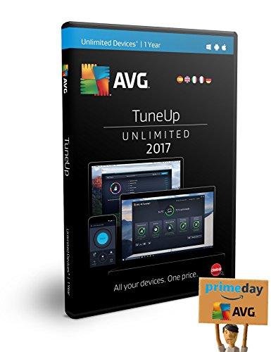 AVG TuneUp 2017 | Unbegrenzt | 1 Jahr