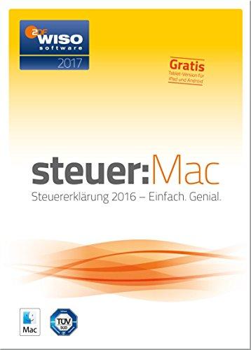 WISO steuer:Mac 2017 für Steuerjahr 2016 Mac Download