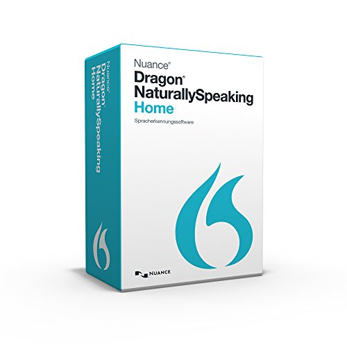 Nuance Dragon NaturallySpeaking 13.0 Home
