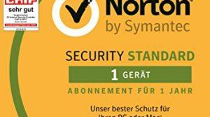 Norton Security Standard | 1 Gerät | PC/Mac | Download