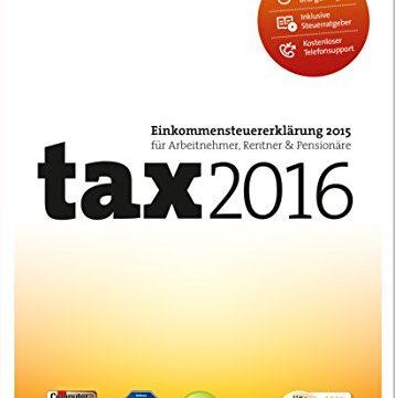 tax 2016 PC Download