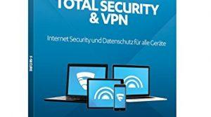 F-Secure Total Security und VPN – 2 Jahre / 5 Geräte 2018
