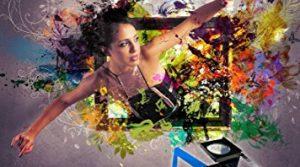 Gimp 2.8 Software Paket inkl. 20.000 ClipArts, 10.000 Foto Rahmen und gedrucktem Handbuch von Markt+Technik – kompatibel zu Adobe PhotoShop Elements / CS – Die ultimative Bildbearbeitung und Fotoverwaltungs Software