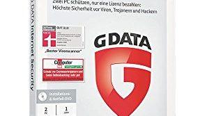 G DATA Internet Security 2 für 1 Sonderausgabe