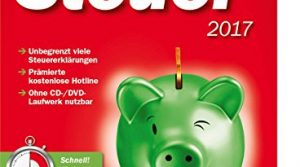 QuickSteuer 2017 – Standard PC Download