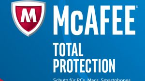 McAfee Total Protection 2017 für 10 Geräte Download Code Online Code