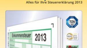 WISO Steuer-Sparbuch 2014 für Steuerjahr 2013 Download