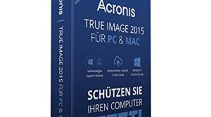 3 Computer – Acronis True Image 2015 für PC & Mac