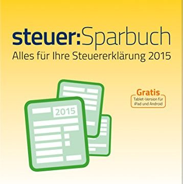 WISO steuer:Sparbuch 2016 PC Download