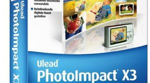 Ulead Photo Impact X3