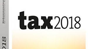 tax 2018 für Steuerjahr 2017 / Frustfreie Verpackung