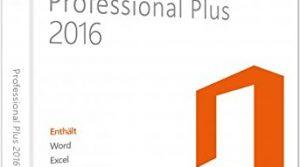 Microsoft Office 2016 Professional Plus für 2 PCs   Multilanguage   Original   Download