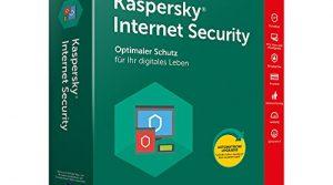 Kaspersky Internet Security 2018 Upgrade   5 Geräte   1 Jahr   Download