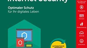 Kaspersky Internet Security | Neu: 2018 | 5 Geräte | 1 Jahr | Aktivierungscode & Datenrettung by EaseUS CD-ROM
