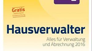 WISO Hausverwalter 2017 Start – Alles für Verwaltung und Abrechnung  PC Download