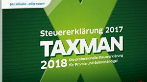 Lexware 08832-0064 Taxman 2018 Ffp Software