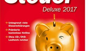 QuickSteuer Deluxe 2017 – Deluxe PC Download