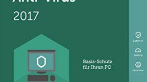Kaspersky Anti-Virus 2017 / 5 Geräte / 1 Jahr Medialess & Datenrettung by EaseUS