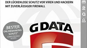 G Data Internet Security – 1 PC / 1 Jahr Download
