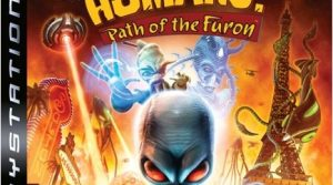 Destroy All Humans: Path of the Furon UK Import