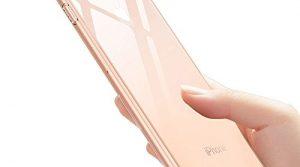 iPhone 8 Plus Hülle, UBEGOOD Kratzfeste Hülle iPhone 7 Plus/iPhone 8 Plus Schutzhülle Premium TPU Cover Bumper Case iPhone 8 Plus HandyHülle für iPhone 8 Plus/iPhone 7 Plus Case Cover-Transparent