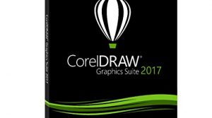 CorelDRAW Graphics Suite 2017 | Deutsch | Windows | DVD Box