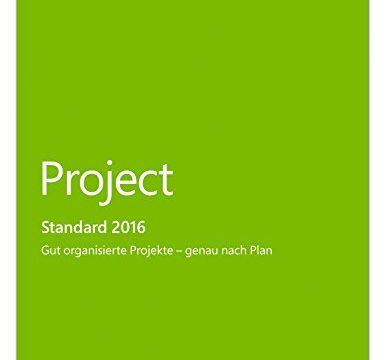 Microsoft Project 2016 Direkter Download