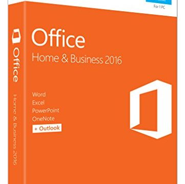 MS Office Home and Business 2016 Win P2 EuroZone Medialess English EN