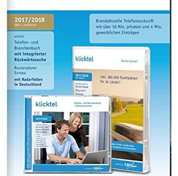 11880 Internet Services klickTel Gold-Paket 2017/2018 Software
