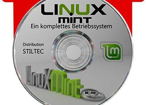 BETRIEBSSYSTEM LINUX MINT auf DEUTSCH auf DVD 32 oder 64 Bit NEU © Version 2017