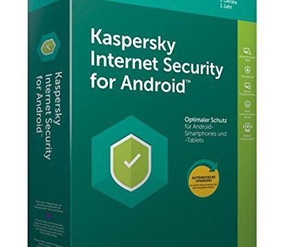 Kaspersky Internet Security für Android 2018 Software