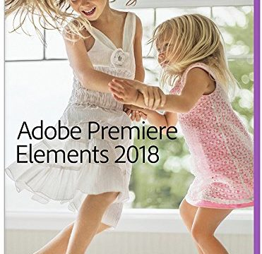 Adobe Premiere Elements 2018 Upgrade | PC/Mac | Disc