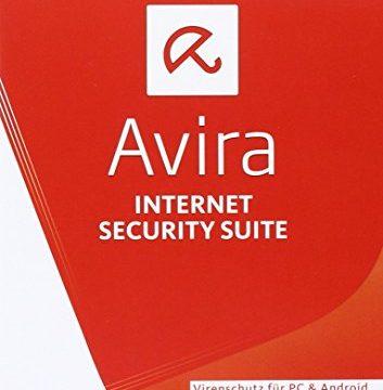 Avira Internet Security Suite 2016 1 Gerät DVD Special