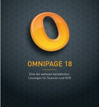 Nuance Omnipage 18 Standard Download