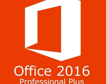 Vollversion – Microsoft Office – Professional Plus 2016 für Windows