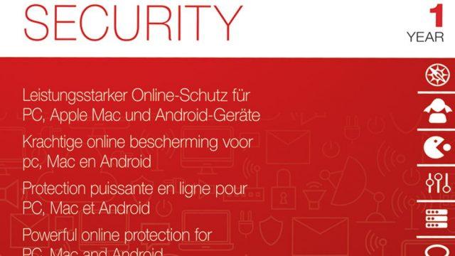 1 Jahr 3 Geräte! Windows|MacOS|Android Online Code – Bullguard Internet Security 2018