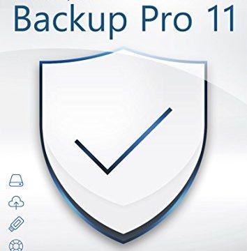 Backup Pro 11 – Datensicherung für 3 Bentuzer für Windows 10, 8.1, 8, 7, Vista