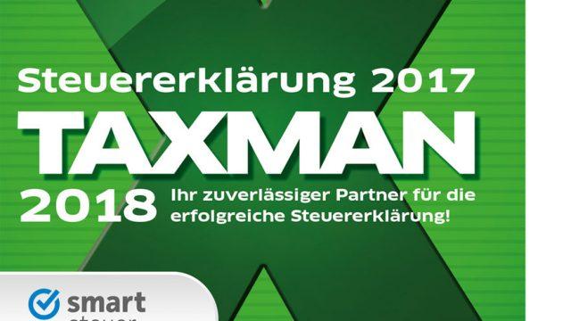 TAXMAN 2018 für Selbstständige Download Online Code