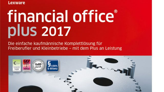 Lexware financial office plus 2017 Download Jahresversion 365-Tage Download